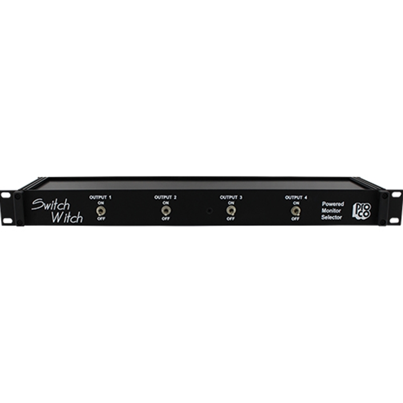 Broadcast Boxes - Pro Co Sound